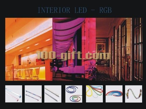 Interior LED RGB