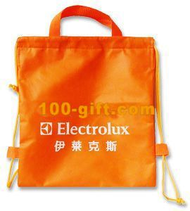 gift bag advertising shopping bag
